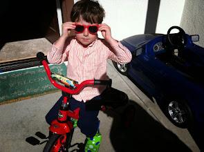 Photo: 80's Clark on Trike