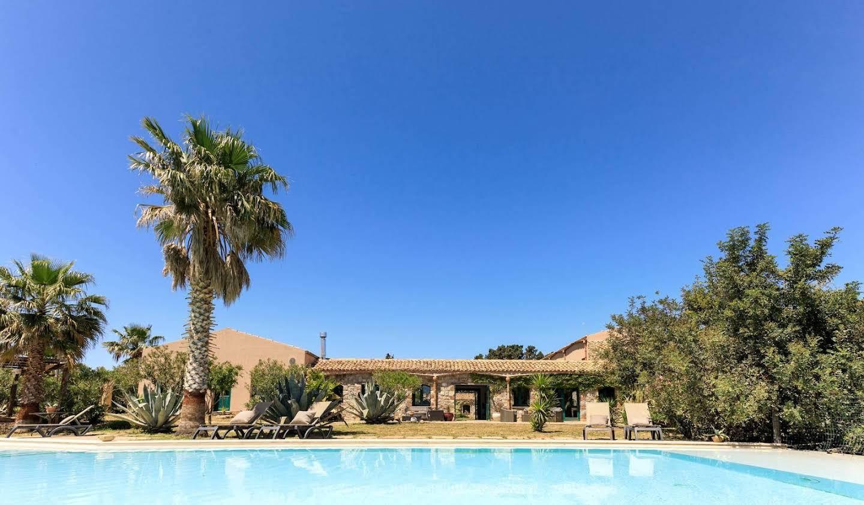 Villa avec jardin et terrasse Collesano