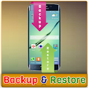 Contacts, SMS Backup & Restore icon