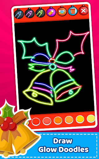 Christmas Coloring Book & Games for kids & family 1.5 screenshots 4