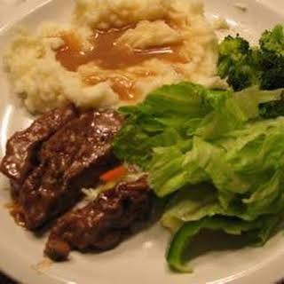 Round Steak and Gravy II.