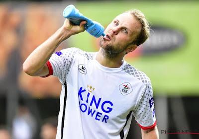 Julien Gorius kan met OHL KV Mechelen een handje toesteken