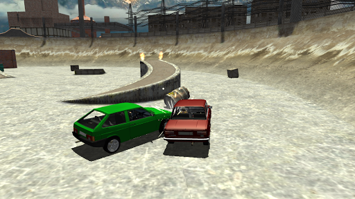 Russian Cars Destruction Derby