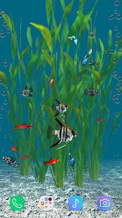 Trial Freshwater Aqu 3D LWP - náhled