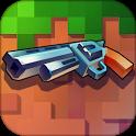 Guns of Pixel 3D Pocket Edition icon