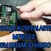 Dica para Trocar Auto Falante Speaker Moto G2