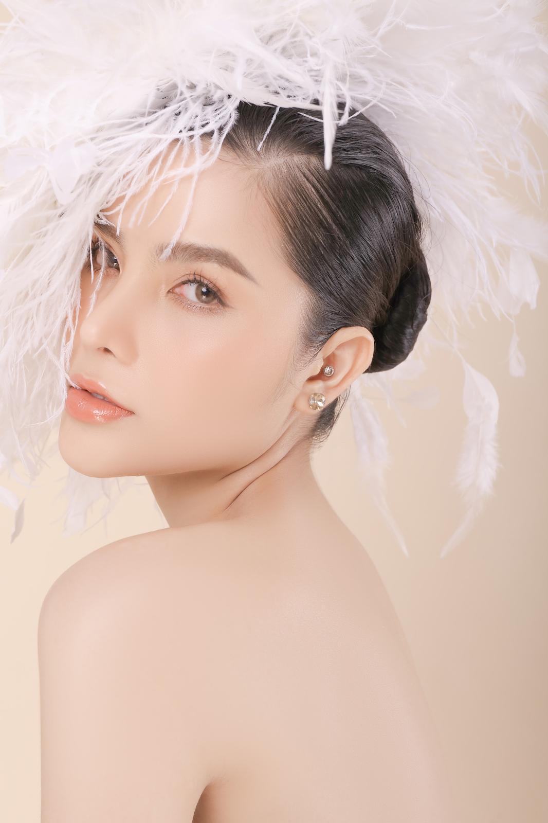 Hotgirl Phạm Ngọc Vi: Làm đẹp không khó quan trọng là chị em phụ nữ có muốn hay là không thôi - Ảnh 2