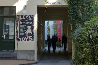 Photo: Durchgang Hof VIII der Hackeschen Höfe