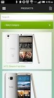 Screenshot of HTC Champions
