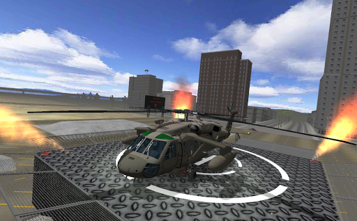Military Helicopter Premium 3D