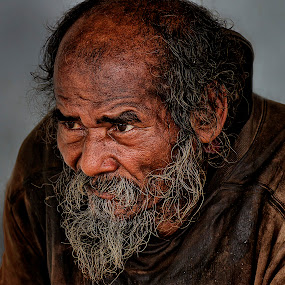 by Charliemagne Unggay - People Portraits of Men ( senior citizen, senior, people. portrait,  )