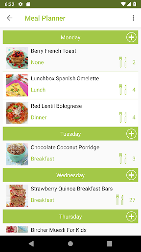 Screenshot for My Fussy Eater in United States Play Store