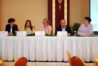 Photo: Panel discussion