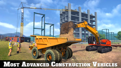 Sand Excavator Simulator 3D 2.0.2 Screenshots 1
