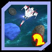 Viaje Espacial 2: juego de naves espaciales