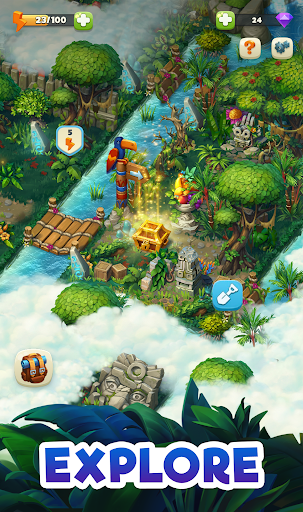 The Tribez Beta apkpoly screenshots 3