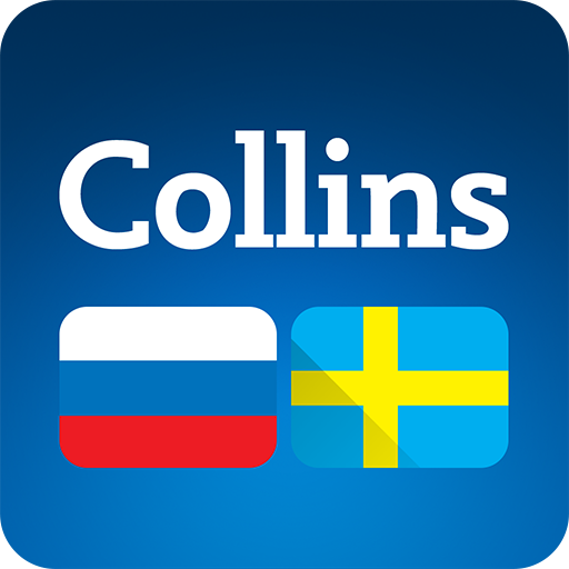 Collins Swedish<>Russian Dictionary Icon