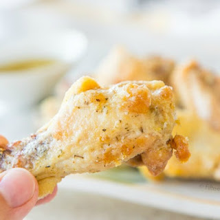 Garlic Butter Parmesan Chicken Wings Recipes