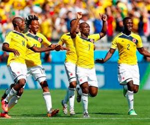 La Colombie démarre tranquillement contre la Grèce