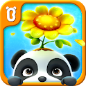 Baby Panda's Flower Garden icon