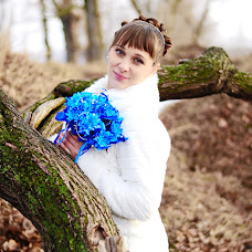 Wedding photographer Valentina Dyachenko (tinako). Photo of 14.02.2016