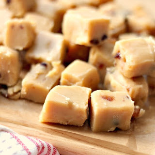 Microwave Mince Pie Fudge Recipe