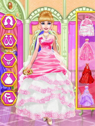 Code Triche Dress Up Girls Game : Stylist - Fashion Salon APK MOD screenshots 4