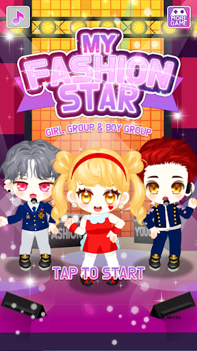 My Fashion Star : Girl group & Boy group for PC