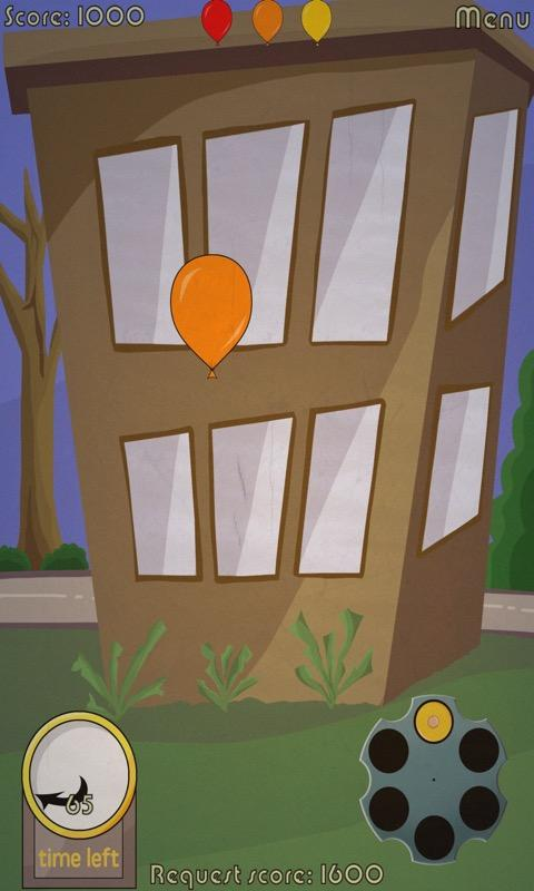 Shooting Balloons Games 2- screenshot