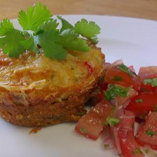 Savoury Veggie Muffins Recipe