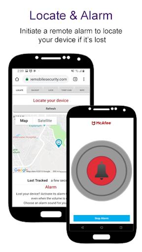 McAfee® Security for Metro® screenshot 5