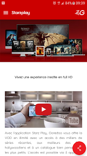 Ooredoo 4G- screenshot thumbnail