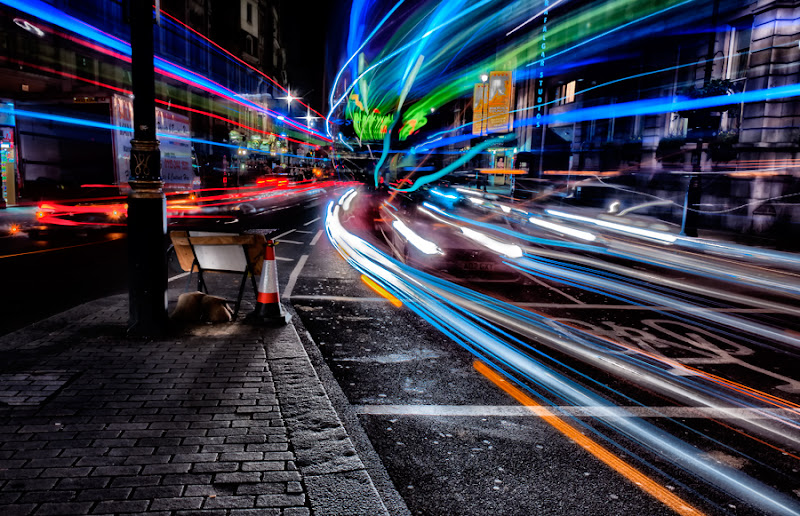 street lights di Gabriele Pardini