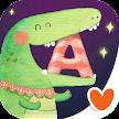Alphabet for kids - ABC & Animal Learning game APK