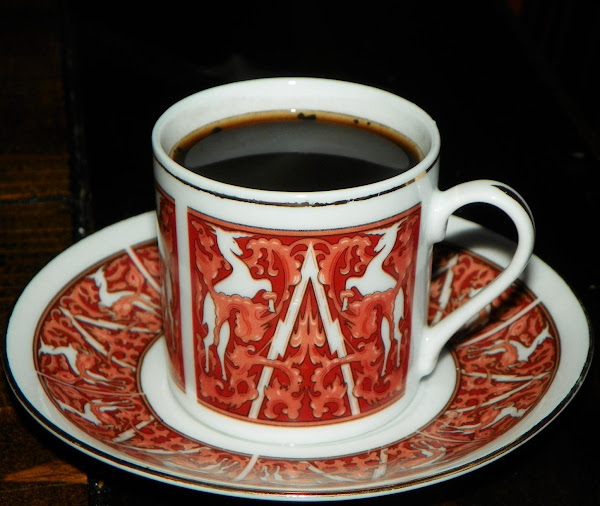 Armenian Coffee Recipe
