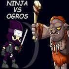 Ninja vs Ogros icon