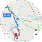 Lets Go! - GPS, maps, traffic & Live navigation icon