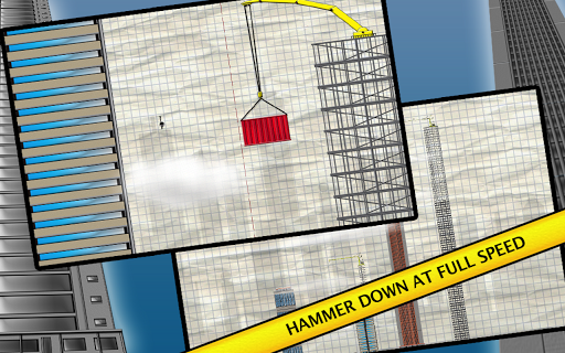 Stickman Base Jumper screenshot 8