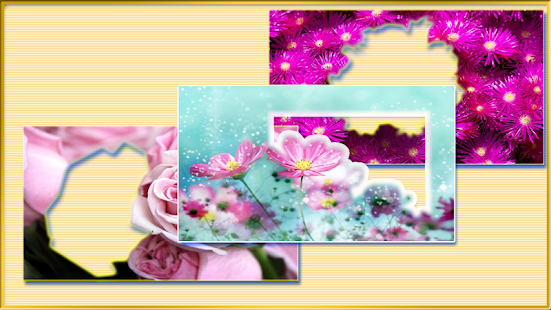 Sakura Flower Photo Frames screenshot