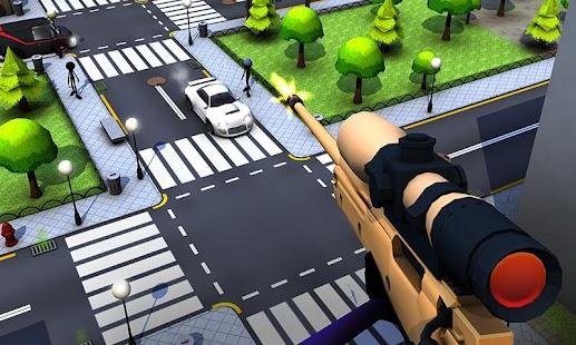 Amazing Hoverboard Sniper 2017- screenshot thumbnail