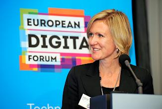 Photo: Ann Mettler, executive director, the Lisbon Council and European Digital Forum
