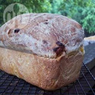 Apricot Oat Fruit Bread