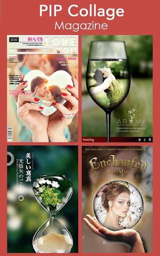 Photo Collage - InstaMag screenshot 10