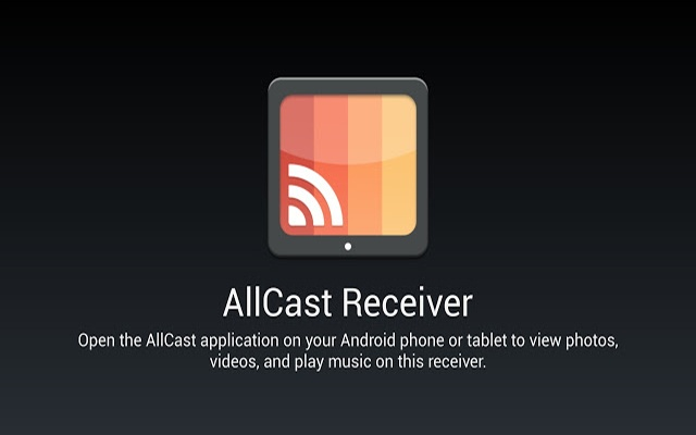 Mirror Android AllCast Receiver