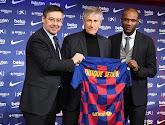 Quique Setién toonde zich op zijn voorstelling bij Barcelona een grote fan van Lionel Messi en co
