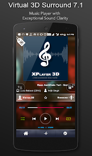 3D Surround Music Player мод