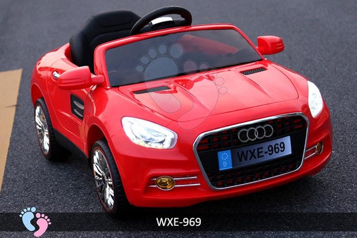Xe ô tô điện trẻ em WXE-969 7