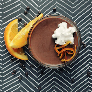 Chocolate – Orange Panna Cotta