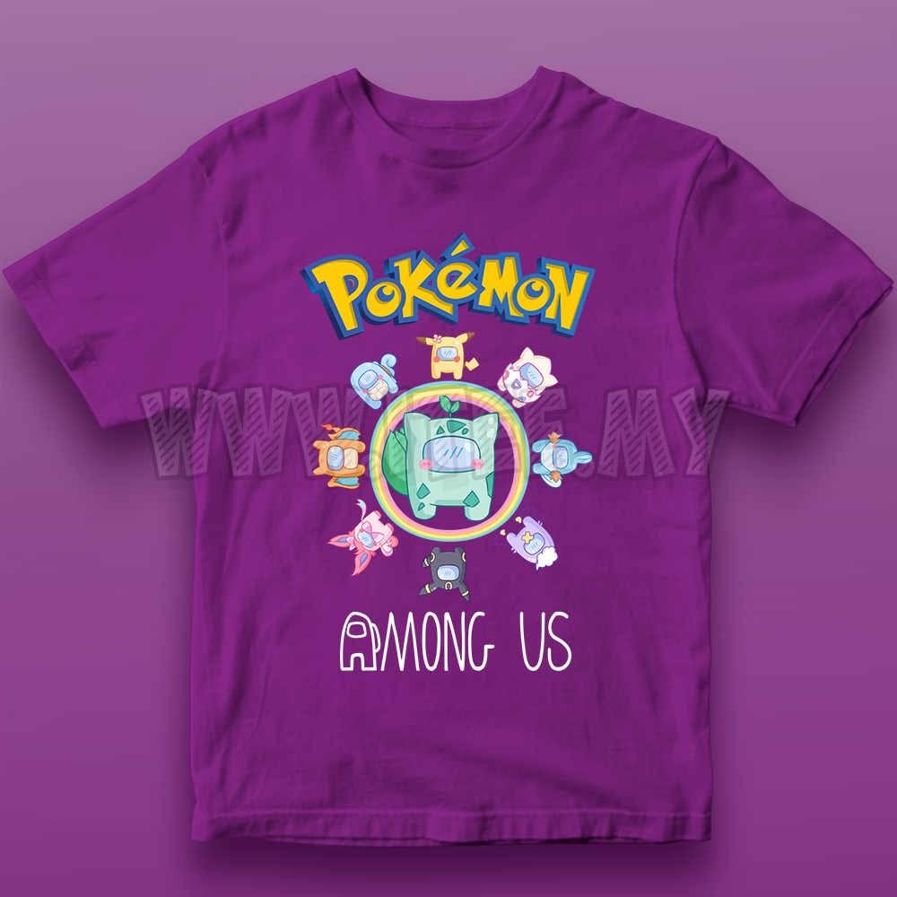 Pokemon x Among Us 11