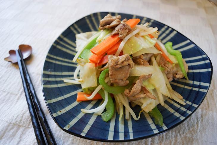 Celery Sunomono Recipe